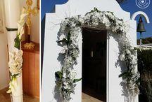 Κτήμα 48 / Ανθοστολισμός και διακόσμηση γάμου - βάφτισης στο Ktima 48, Ανάβυσσος