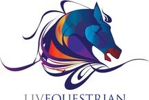 Equestrian Logos