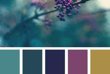 Color palettes that I like