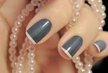Manicure ideas / Always getting ready for the next video shoot! / by VeryPink Knits