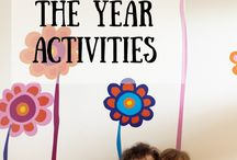 Activities for the Kids / Activities to help entertain and engage your kids!