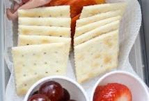 Healthy Snacks / by Kira-Fire Ellis