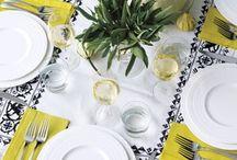 I love a pretty table