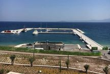 The Marina / A brand new development, with the finest accommodation, modern and cutting edge facilities, within 50.000 sq.m. area and depth up to 9 meters. The marina has 81 berths for any type of boats (both sail and motor) up to 40 mtrs in lenght. At Miraggio of course...#Miraggio #Halkidiki  https://goo.gl/RGyaud
