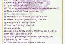 Psychic Development