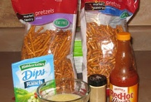 Appetizers and Snacks  / by Leslie Hepworth