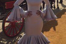 DLK / Flamenca vestido