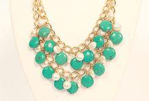 Accessories / Earrings - Necklace - Bracelets