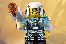 Lego Ultra Agent