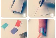 Nail Designs ^_^ / by Hannah Monske