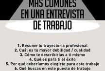 tips para entrevista de trabajo