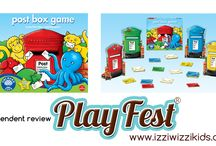 Orchard Toy Product Reviews - Izziwizzi Kids®  / Independent Toy Reviews created for Orchard Toys games for the Izziwizzi Kids Play Fest®