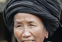 Travel, China, Xishuangbanna / Een fotogenieke regio die geschikt is voor liefhebbers van minderheden, kleurrijke markten, theeplantages en indrukwekkende  rijstterrassen.