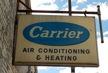 Carrier Air Conditioning / D.G. Meyer, Inc. is a long time Carrier Factory Authorized Dealer. Contact us for more information.