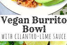 Vegetarian & vegan food
