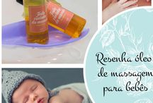 Resenha Óleo para Massagem em Bebês Todo Carinho do Mundo