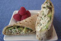 Sandwiches & Wraps / by Janie Breon