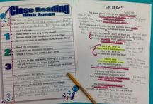 Poetry for the Classroom / by Stacey King