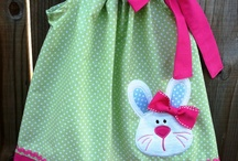 Pillowcase Dresses / by Melissa Brown