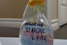 All About DIY Cleaning Supplies / Learn how to make your own cleaning supplies