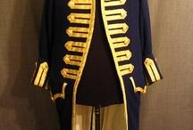 Costume inspiration - Military coat