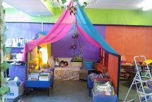 Innerom i barnehagen