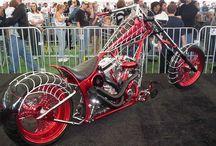 Very nice motorbikes