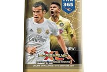 Panini FIFA 365 Adrenalyn XL / Trading card game and sticker collection with all the best players across the world.