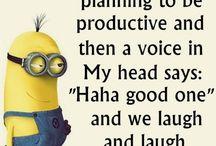 Laughs:-)