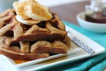Breakfast yumminess for any meal / by Heather LaRoy