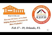 2016 International Roofing Expo / The International Roofing Expo [IRE] is the preeminent roofing construction and maintenance event where roofing professionals gather to see, compare and learn about the newest products, best practices and innovations essential to your success.