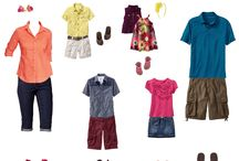 What to Wear - Families / by Heather Sharp Stockton