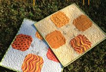 Halloween Quilted Projects / Quilted project tutorials for Halloween