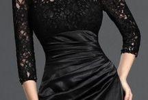 long boatneck dresses
