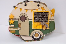 Camping / by Scrapbook & Cards Today