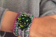 Happy customers in Jolita Jewellery pieces / Happy customers in Jolita Jewellery pieces