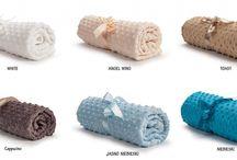 Materiały - polar Minky