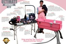 K9 Kennel Dog Grooming Kit