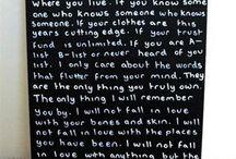 Beautiful Words / by Anita Basaldua