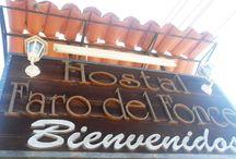 Hostal Faro del Fonce San Gil Santander