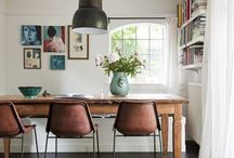 Dining room chairs / by Christin