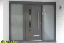 Springfield front door