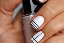 Inspiration for nails / Nail art inspirations and other colours available