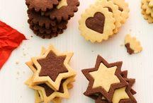 Weihnachtsgebäck| Rezepte |Inspiration / Inspiration und Rezepte für die diesjährige Weihnachtsbäckerei. Die schönste Zeit des Jahres kann kommen