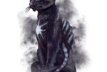 Fantasy Animals and Beasts