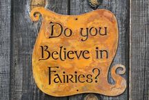Fairies / by Kathleen Kennedy Gerardi
