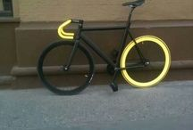 bicykel Yellow