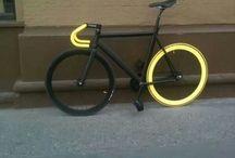 bicykel Yellow