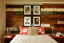 cabin home ideas / by Rebecca Estes