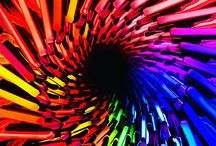 Mulitcoloured Neon